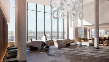 Grand Hyatt at SFO to Offer On-Site Airport Access, Day Rates and More