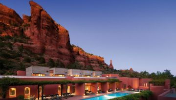Sedona Spa Resort Named Among the Best in the World
