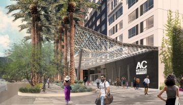 New AC Hotel by Marriott Breaks Ground in Downtown Phoenix
