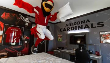 Gila River Hotels & Casinos Introduces Cardinals-Themed Rooms and More
