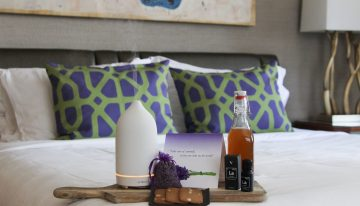 New In-Room Aromatherapy Launches at Kimpton Hotel Palomar Phoenix