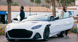 Waldorf Astoria Las Vegas Launches Aston Martin Driving Experience