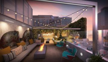 The Wayfarer Downtown LA to Open in December