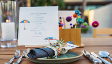 Andaz Scottsdale Launches Monthly Artist Dinner Series