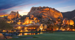 Boulders Resort & Spa Offering Exclusive Dining Locations for Valentine's Day