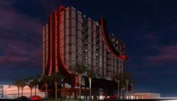 First of its Kind, Video Game-Themed Atari Hotel Opening in Phoenix