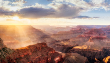 Grand Canyon Named Second Best Place in the World to Watch the Sunset