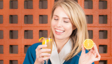 How to Recreate Hotel Valley Ho's French 75 Facial at Home