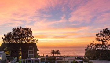 Iconic Coastal Retreat L'Auberge Del Mar Has Reopened