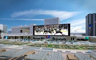 Largest Swim Stadium Opens in Las Vegas