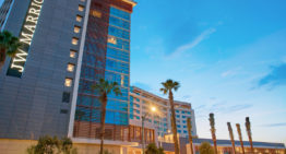 Marriott International Debuts JW Marriott, Anaheim Resort