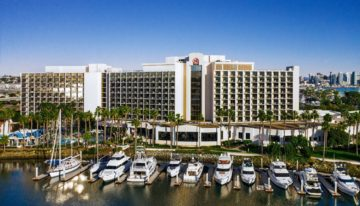 The Sheraton San Diego Hotel & Marina Reopens with 3 Enticing Summer Offers