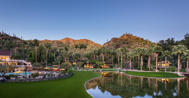 The Oasis, Castle Hot Springs, Arizona   Leading Estates