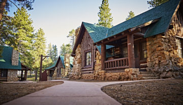 Forever Resorts' The Lodge at Bryce Canyon and Mormon Lake Lodge Have Rooms Available For Fall Escapes