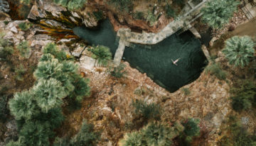 Arizona's Award-Winning Historic Resort – Castle Hot Springs – Reopens