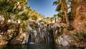 Give the Gift of Wellness at Arizona's Iconic Castle Hot Springs