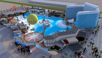 Crystal Lagoons Island Resort Promises a Beach Paradise in Glendale