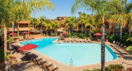 """Stay """"Cool in the Pool"""" with Fall Specials at the Handlery Hotel, San Diego"""