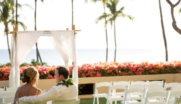 Hyatt Regency Maui Resort and Spa Offers Micro wedding and Virtual Wedding Packages