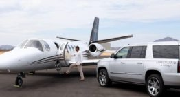 Your Private Charter to Los Cabos Awaits with <br>Jet & More x Las Ventanas al Paraiso