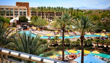 JW Marriott Desert Ridge's New Winter 'PLAYcation' Package