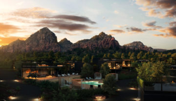 Ambiente: A Landscape Hotel, Sedona to Open Fall 2021