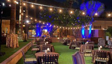 Weekend Music & Movie Nights at Royal Palms Resort