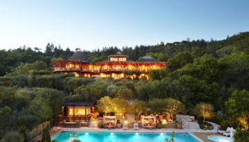 Rendezvous to Napa Valley with Auberge du Soleil's Winter Romance Special