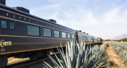 All Aboard the New Jose Cuervo Tequila Train to Mexico