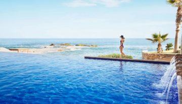 Indulge Your Senses With a Romantic Custom Getaway at Esperanza Los Cabos