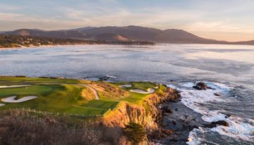 Check out Tiger Woods' New Short Course at Pebble Beach
