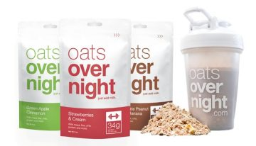 Tempe Company Introduces Oats Overnight