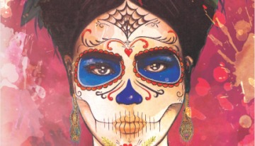 Barrio Queen Celebrates Day of the Dead on Nov. 2