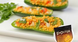 Healthy Super Bowl Snacks from Popchips