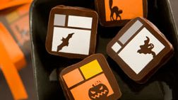 Sweet Sensation: Halloween Motif Box