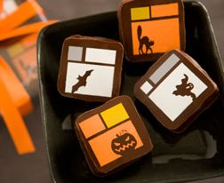 Sweet Sensation: Halloween Motif Box