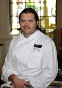 Chef Claudio Urciuoli