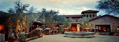 Sassi Courtyard