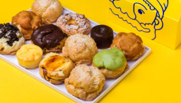 World-Famous Cream Puff Chain, Beard Papa's, Is Coming To Scottsdale