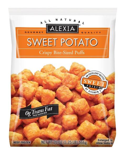 Alexia Sweet Potato Puffs Image