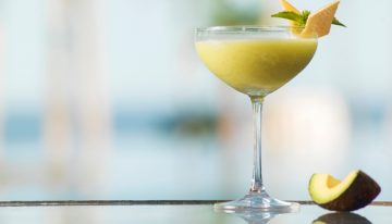 Recipe: Avocado Margarita