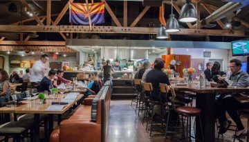 Beckett's Table Welcomes Back Grown-Ups Table Dinner Series
