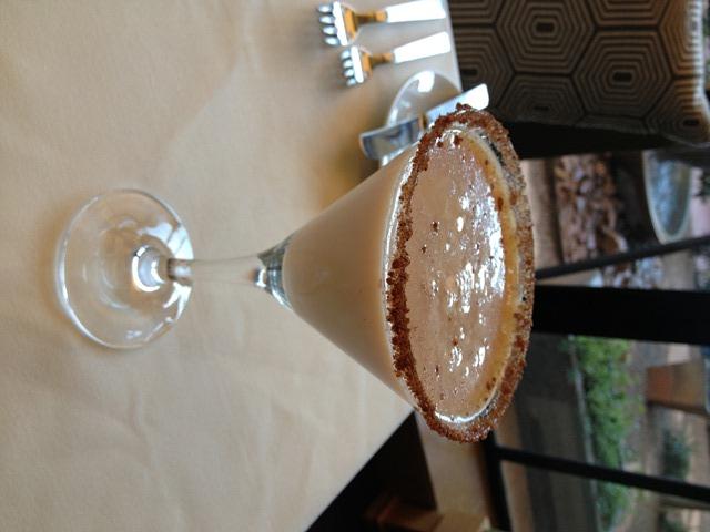 Biltmore Gingerbread Martini