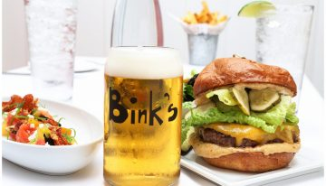 Best All-Day Dining at Hilton Village: Houston's, Binks Kitchen + Bar