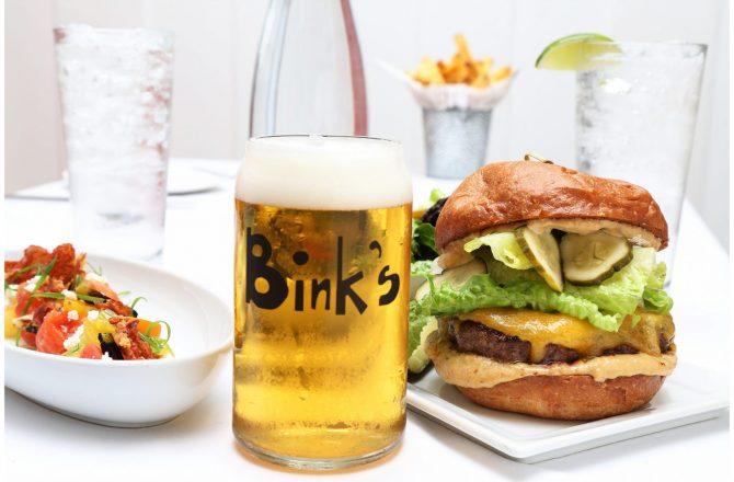 Best All-Day Dining at Hilton Village: Houston's, Binks Kitchen + Bar