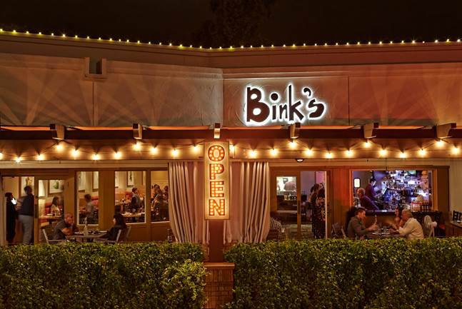 Bink's Kitchen + Bar