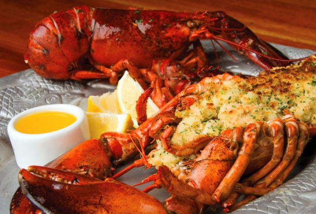BlueWaterG Stuffed Maine Lobster-1
