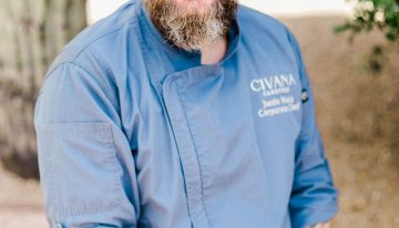 Chef Chat: Justin Macy of CIVANA Resort & Spa