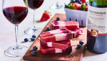 Recipe: Cabernet Ice Pops