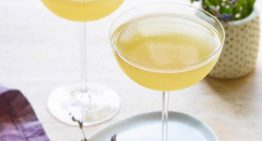 Recipes: Spring Sparkling Wine Cocktails